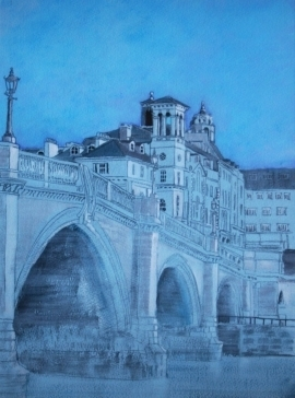 Richmond Bridge Robin Rutherford